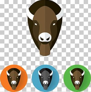 Cattle Water Buffalo American Bison Euclidean PNG