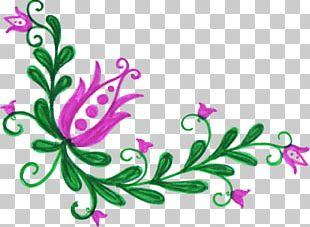 Cut Flowers Floral Design Petal PNG