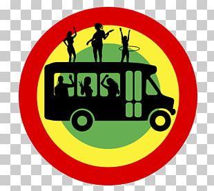 Bus Logo Graphic Design Rastafari PNG