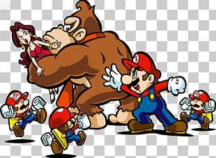 Mario Vs. Donkey Kong: Minis March Again! Mario Vs. Donkey Kong: Mini-Land Mayhem! PNG