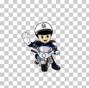 China Police Officer Motorcycle Sina Weibo PNG