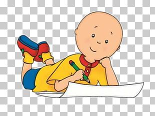 Friends Caillou Child Theme Song PNG