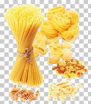 Pasta Italian Cuisine Macaroni Spaghetti Ingredient PNG