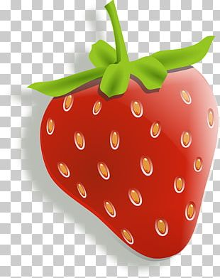 Shortcake Strawberry Fruit PNG