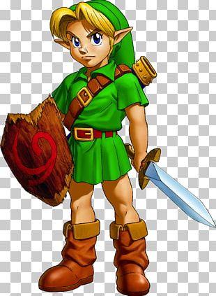 The Legend Of Zelda: Ocarina Of Time 3D Link The Legend Of Zelda: Majora's Mask PNG