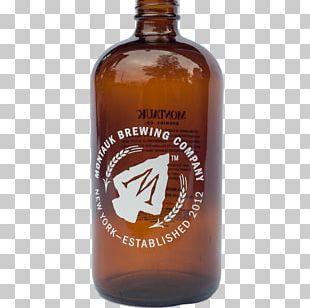 Glass Bottle Beer Bottle Alcoholic Drink PNG