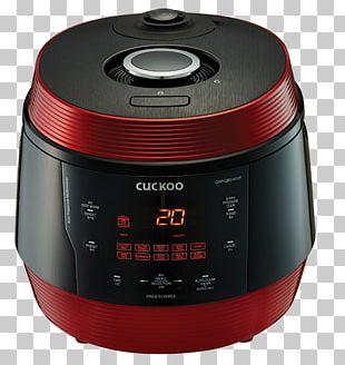 Rice Pressure Cooking Multicooker Cuckoo PNG