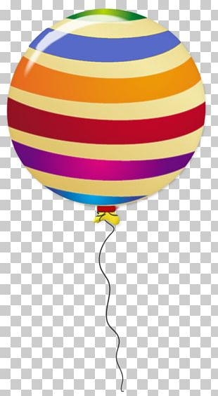 Toy Balloon Birthday Wedding PNG