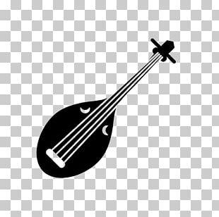 Bass Guitar Ukulele Musical Instruments Bağlama PNG