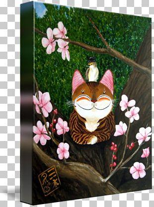 Cat Whiskers Kitten Painter Art PNG