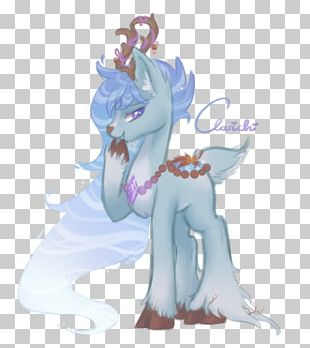 Horse Fairy Cartoon Mammal PNG