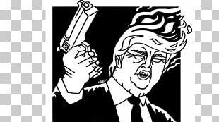 Comics Artist Cartoon Supervillain Finger PNG