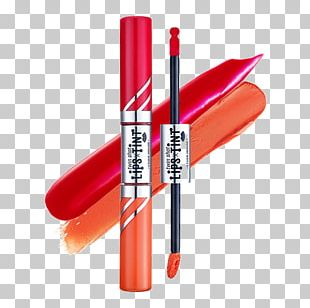 Lip Stain Etude House Tints And Shades Color PNG