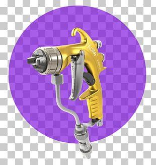 Spray Painting Coating Machine Pistola De Pintura PNG