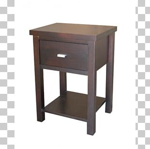 Bedside Tables Drawer Garden Furniture PNG