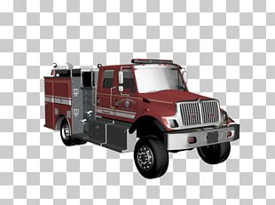 Fire Engine Model Car Fire Department Scale Models PNG