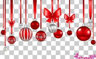 Christmas Decoration Christmas Ornament Santa Claus Christmas Tree PNG
