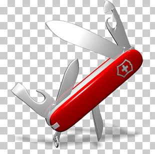 Swiss Army Knife Victorinox Icon PNG
