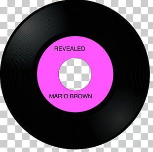 Compact Disc Phonograph Record PNG
