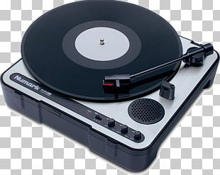 Numark PT01 Numark PT-01USB Phonograph Record Disc Jockey Turntablism PNG