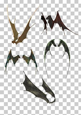 Bat Wing PNG