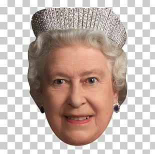 Diamond Jubilee Of Queen Elizabeth II United Kingdom Necklace Tiara PNG