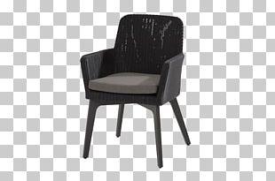Garden Furniture Chair Wicker Rattan PNG