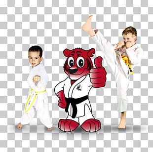 Karate Combat Sport Kickboxing Tang Soo Do Dobok PNG
