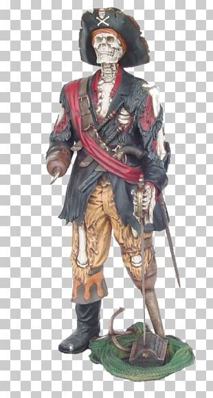Piracy Captain Hook Jack Sparrow Statue Pirates Of The Caribbean PNG