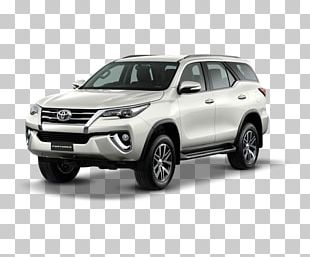 Toyota Fortuner Sport Utility Vehicle Car Toyota Vios PNG