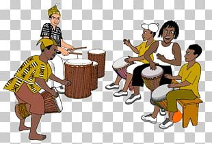Drum Djembe Music Of Africa Rhythm In Sub-Saharan Africa PNG