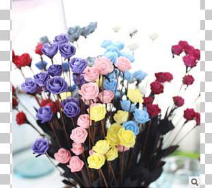 Floral Design Rose Flower Bouquet Artificial Flower Cut Flowers PNG