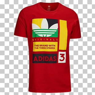 T-shirt Adidas Originals Clothing PNG