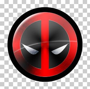 Deadpool Logo Icon PNG