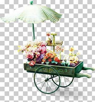 Flower Garden Floristry PNG