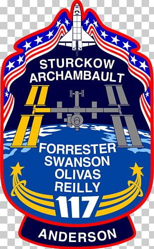 STS-117 International Space Station STS-112 Space Shuttle Atlantis PNG