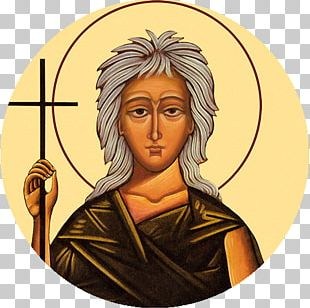 Mary Of Egypt Saint Religion Icon PNG