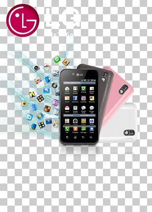 Smartphone Brochure LG Corp LG Electronics PNG