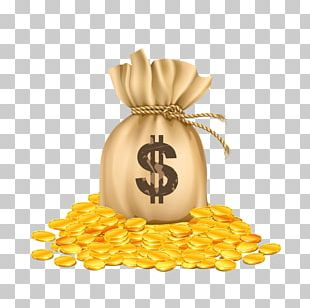 Gold Coin Stock Illustration Money PNG