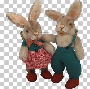 Hare Domestic Rabbit Easter Bunny Stuffed Animals & Cuddly Toys PNG