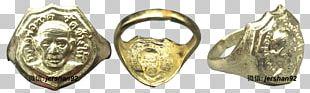 01504 Silver Body Jewellery Brass PNG