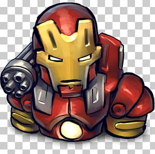 Iron Man Edwin Jarvis ICO Icon PNG
