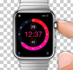 Apple Watch Mobile Phones Clock Face PNG