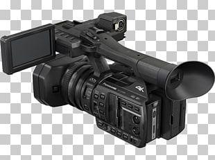 Panasonic HC-X1000 Digital Video 4K Resolution Camcorder Video Cameras PNG