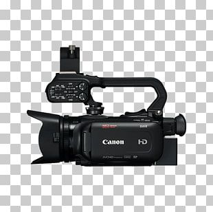 Video Cameras Canon Professional Video Camera Zoom Lens PNG