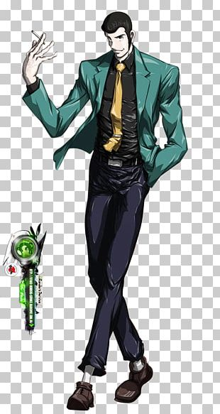 Costume Design Cartoon Lupin III PNG