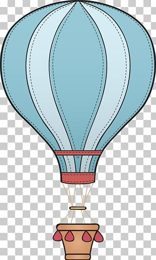 Hot Air Balloon Aerostat Icon PNG
