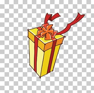 Gift Ribbon Birthday PNG