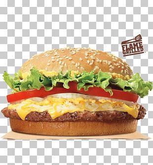 Whopper Hamburger Cheeseburger Sloppy Joe Veggie Burger PNG