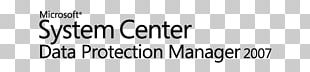 System Center Data Protection Manager System Center Configuration Manager Microsoft System Center Operations Manager System Center Virtual Machine Manager PNG